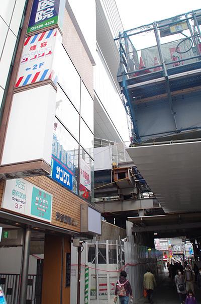 3月23日(木)今日の渋谷109前交差点_b0056983_11410136.jpg