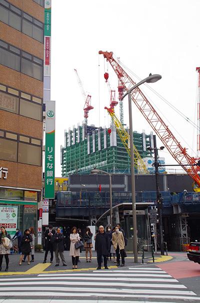 3月23日(木)今日の渋谷109前交差点_b0056983_11410204.jpg