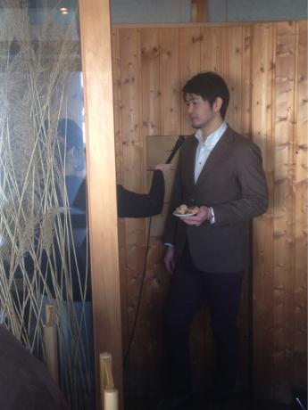 宮城県にてテレビと新聞に!_b0272087_22345501.jpg