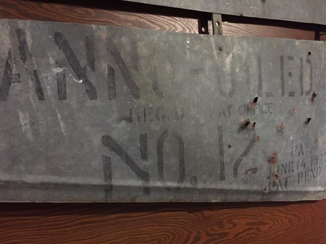 3月25日(土)大阪店Vintageミリタリー&インダストリアル雑貨入荷!#3 ~20\'s!Dempster&Exam Table!!_c0078587_23132857.jpg