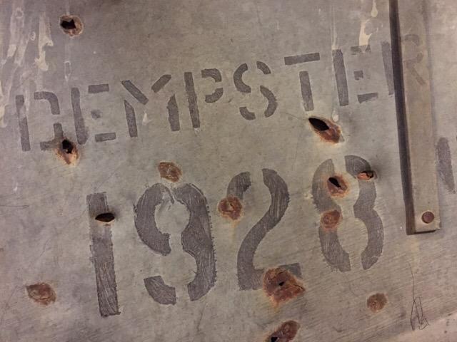 3月25日(土)大阪店Vintageミリタリー&インダストリアル雑貨入荷!#3 ~20\'s!Dempster&Exam Table!!_c0078587_23152547.jpg