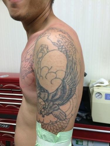 TATTOO、タトゥー、刺青、兵庫県、神戸市 _c0173293_16133970.jpg
