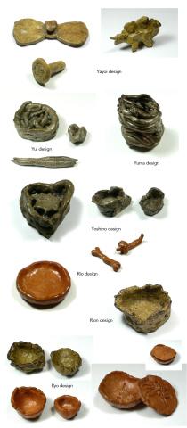 なんでデザイン教室で陶芸を?陶芸はプロダクトデザインの基本であり究極でもあります_c0061896_09542265.jpg