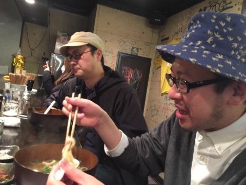 UP でアップアップの肉漬け丼_e0115904_12242314.jpg