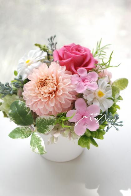 贈呈用のお花!_a0136507_21365874.jpg