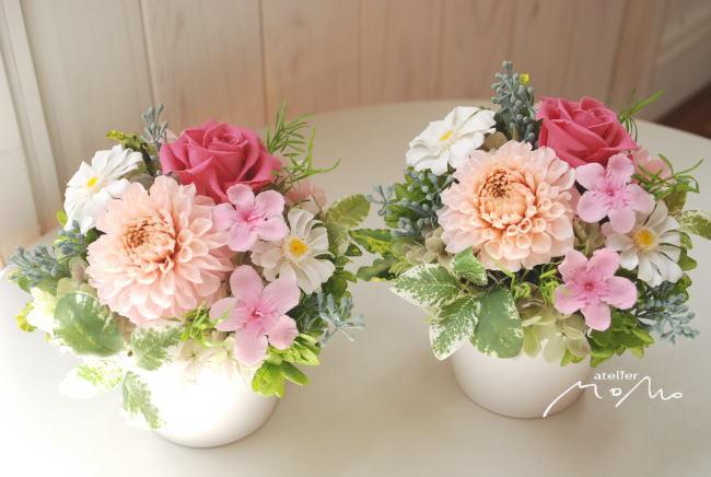 贈呈用のお花!_a0136507_21370818.jpg