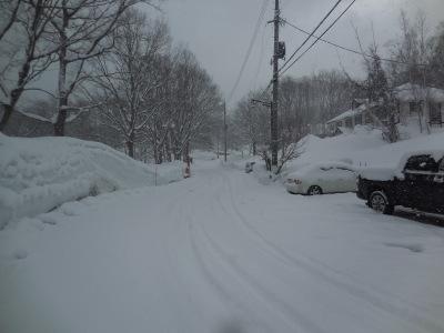 3月24日 金曜 雪 -2℃_f0210811_09271320.jpg