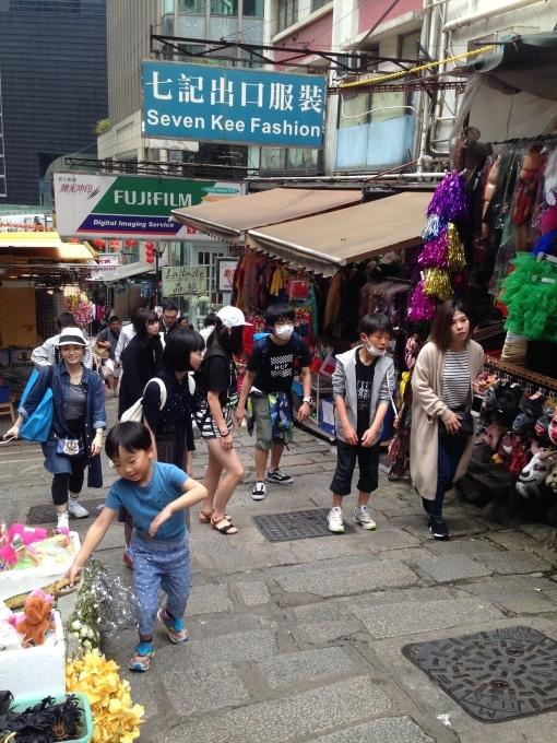 3泊4日香港の旅(^^)_e0149215_20345352.jpg