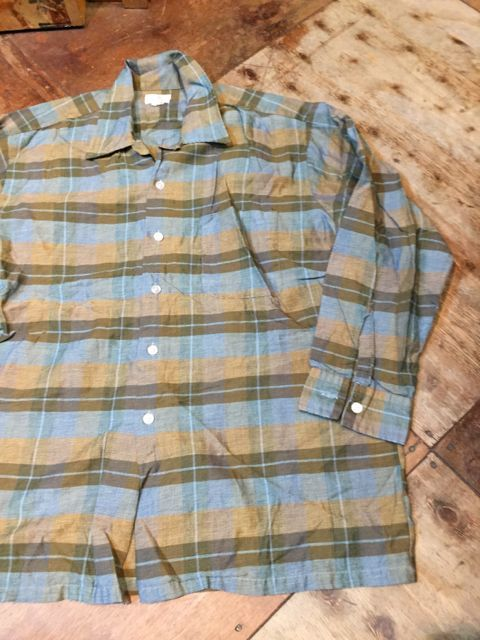 3月25日(土)入荷情報!60s DONEGAL all cotton shirts!_c0144020_15215889.jpg