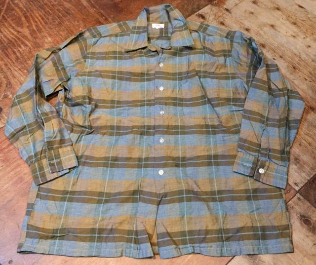 3月25日(土)入荷情報!60s DONEGAL all cotton shirts!_c0144020_15220309.jpg