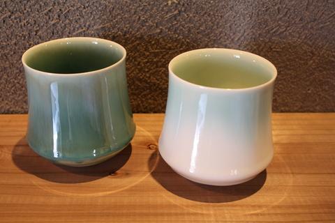 「 春 咲 」  二人の Uchida の、器の美学を愉しむ_a0260022_13503761.jpg