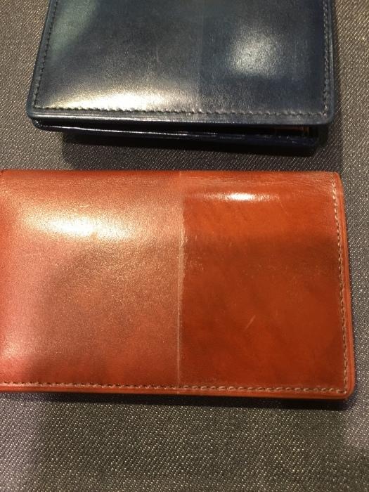 革のお財布もお手入れしましょう_b0226322_22214585.jpg
