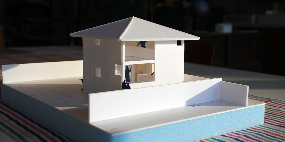 9坪の家/終の棲家/高齢夫妻の住宅/岡山_c0225122_1405478.jpg