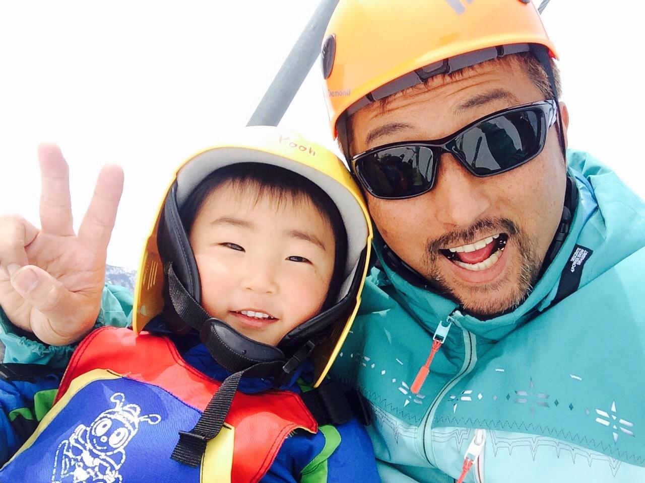 祝!! さんぽ、スキーデビュー!!_f0101226_00122613.jpg