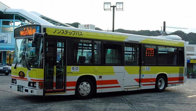 熊野交通~レインボーHR9mノンステップバス_a0164734_23281187.jpg