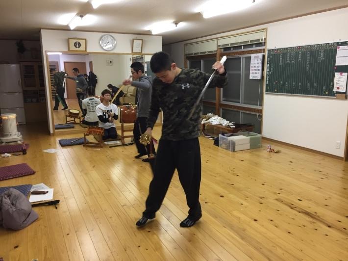 神楽練習&シアトルズ練習♪_b0115751_00311807.jpg