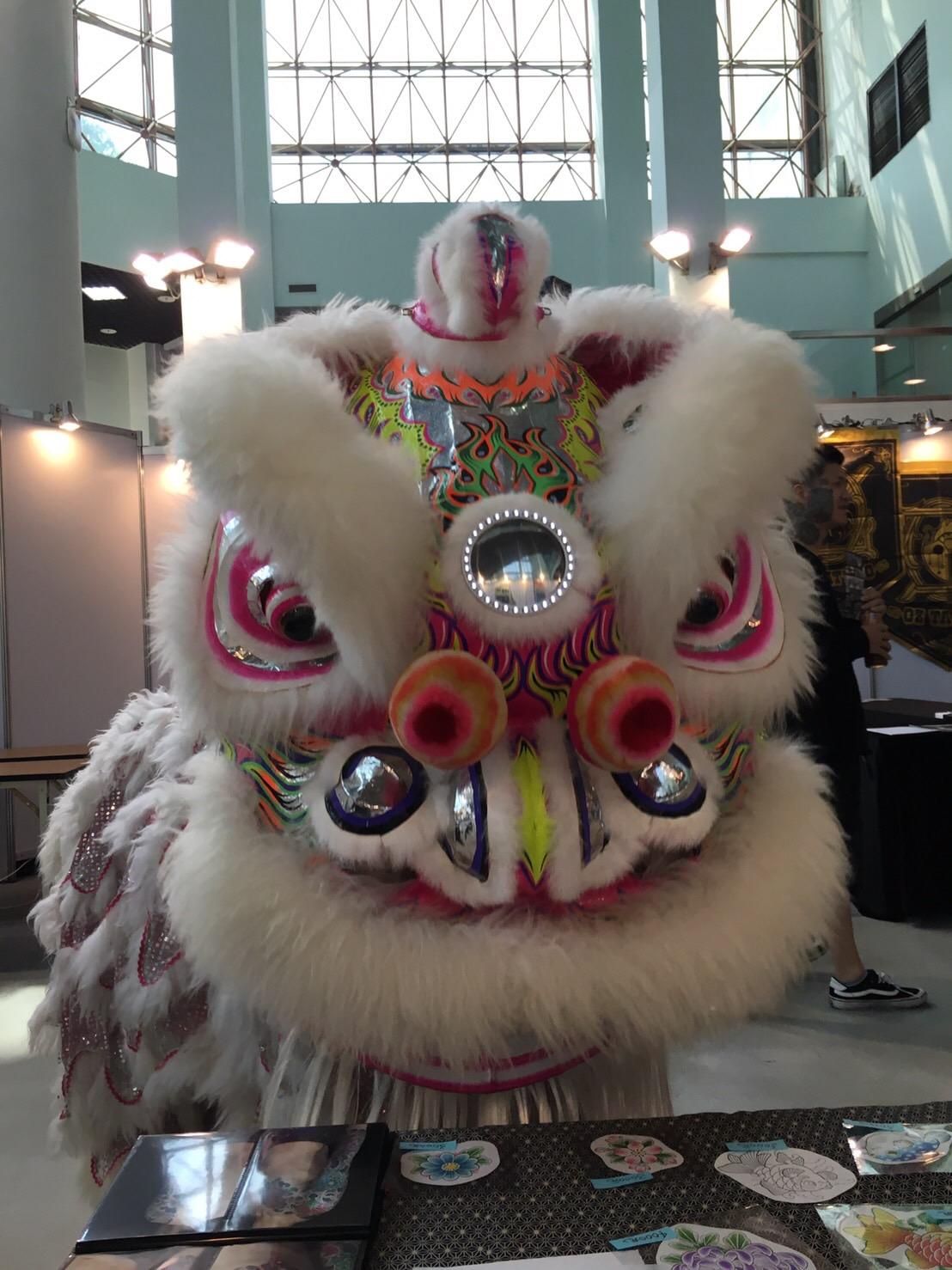 Taiwan Tattoo Convention!!!_e0261276_14532363.jpg