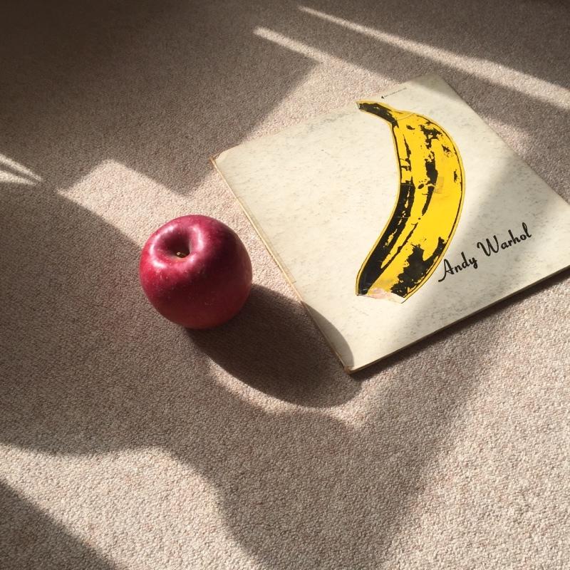 バナナとリンゴと_f0170995_10292658.jpg