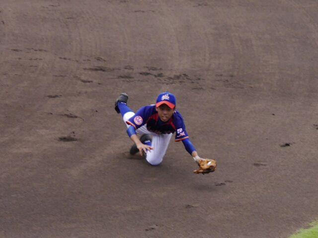 ひたむきに野球に取り組む選手たち_a0105698_1830080.jpg