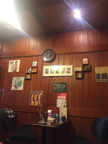 喫茶 1er ぷるみえ  (高菜と鶏そぼろご飯中華あんかけソース)_e0115904_14372907.jpg