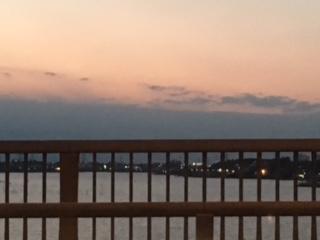 手賀沼大橋から沈んだ夕陽を眺む _b0040332_20345286.jpg