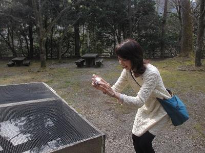 """岸本葉子IN""""鶴仙溪""""_f0289632_912105.jpg"""