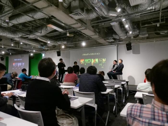 LUMIX GH5& Yohji yamamoto パリコレ 報告イベント _f0050534_23395115.jpg