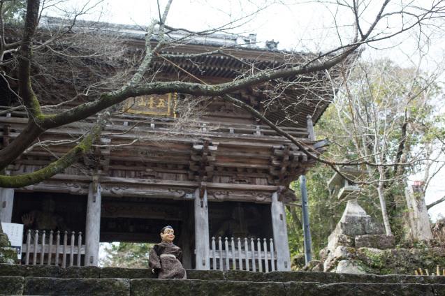 高知の旅:その1〜竹林寺の一言地蔵尊にお礼参り_e0369736_16313183.jpg