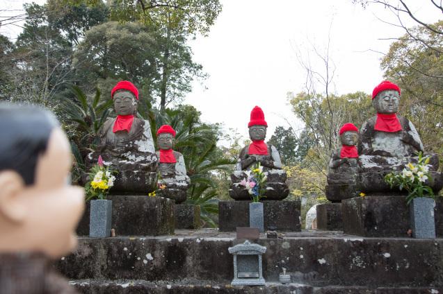 高知の旅:その1〜竹林寺の一言地蔵尊にお礼参り_e0369736_16320083.jpg