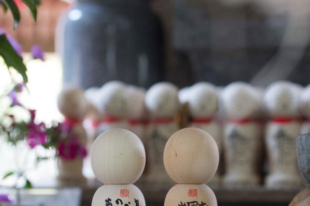 高知の旅:その1〜竹林寺の一言地蔵尊にお礼参り_e0369736_16325982.jpg