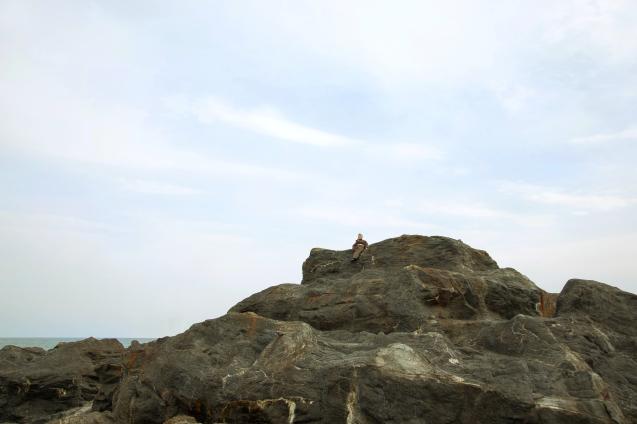 高知の旅:その2〜桂浜で龍馬アニキに会う_e0369736_21463616.jpg
