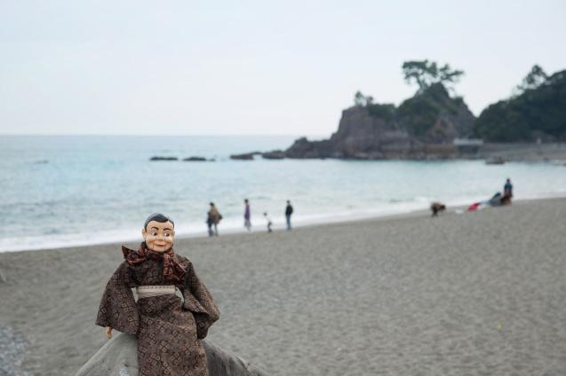高知の旅:その2〜桂浜で龍馬アニキに会う_e0369736_21472369.jpg