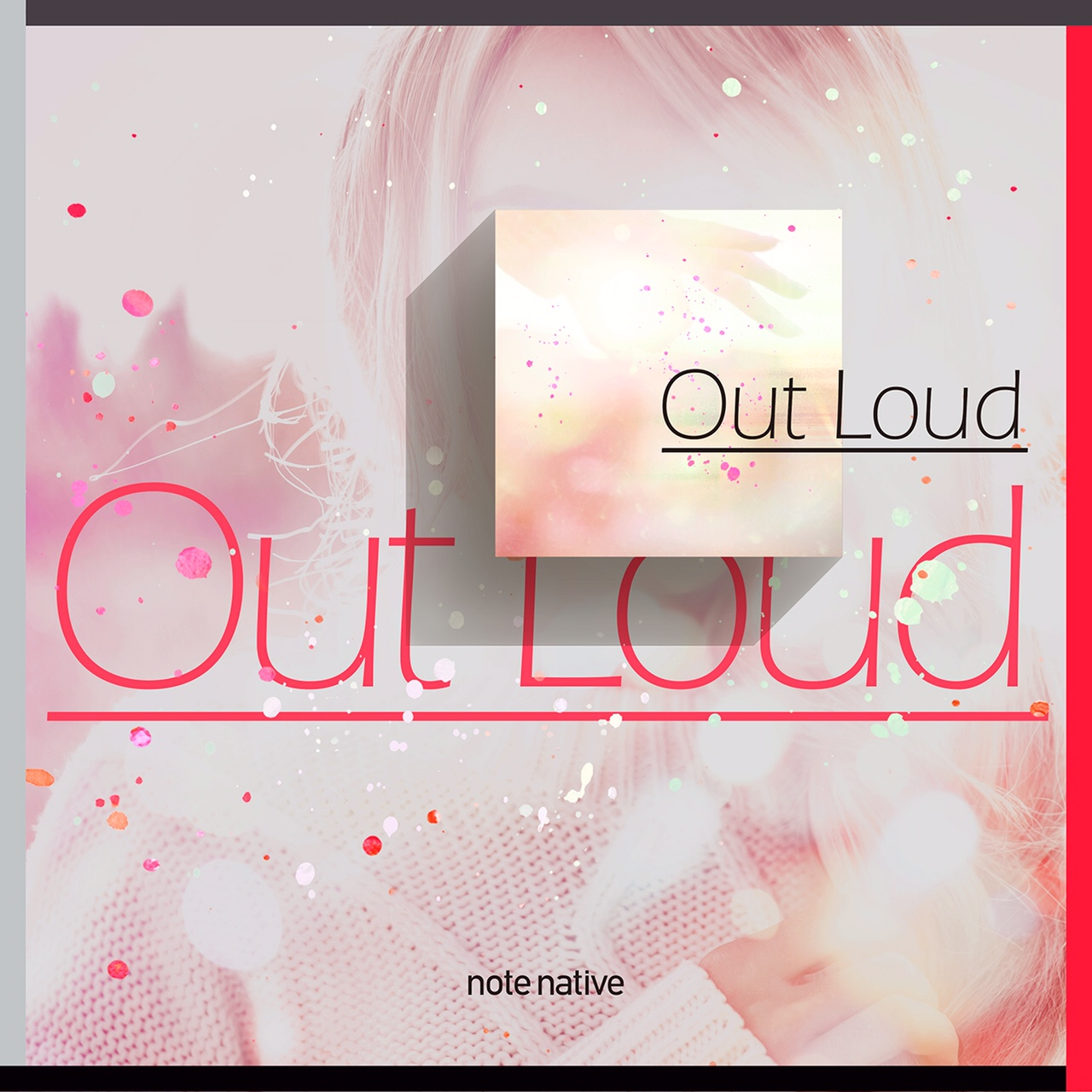 note native New Single 「Out Loud」リリース!_f0142044_1554364.jpg