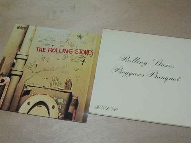 Beggar's Banquet / The Rolling Stones_c0104445_20513367.jpg