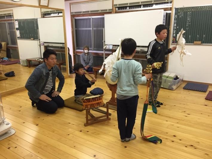 神楽練習♪_b0115751_23261916.jpg