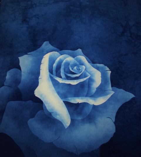 第9回大田耕治藍染展=Modern Japan Blue=_e0013868_18421330.jpg