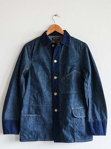 YARD MASTER WORK COAT _d0160378_23412524.jpg