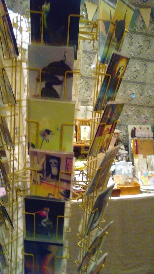 s.ukawa作品展始まりました!土曜日も在廊。衣川まや新作到着_d0322493_0522230.jpg