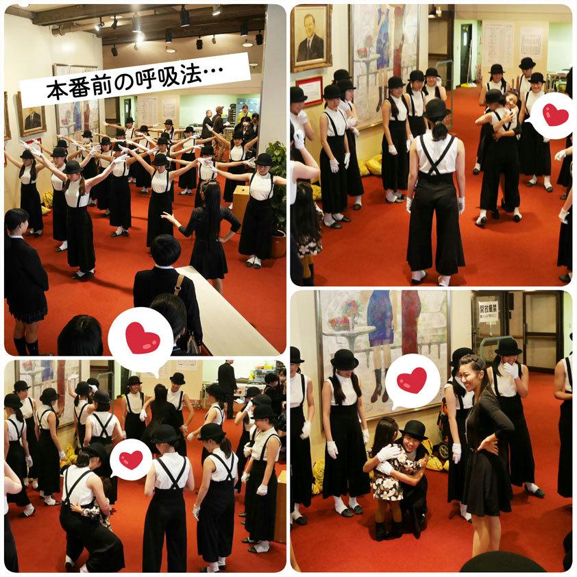 生徒chan、キラキラ瞬く本番でした☆_d0224894_16470742.jpg