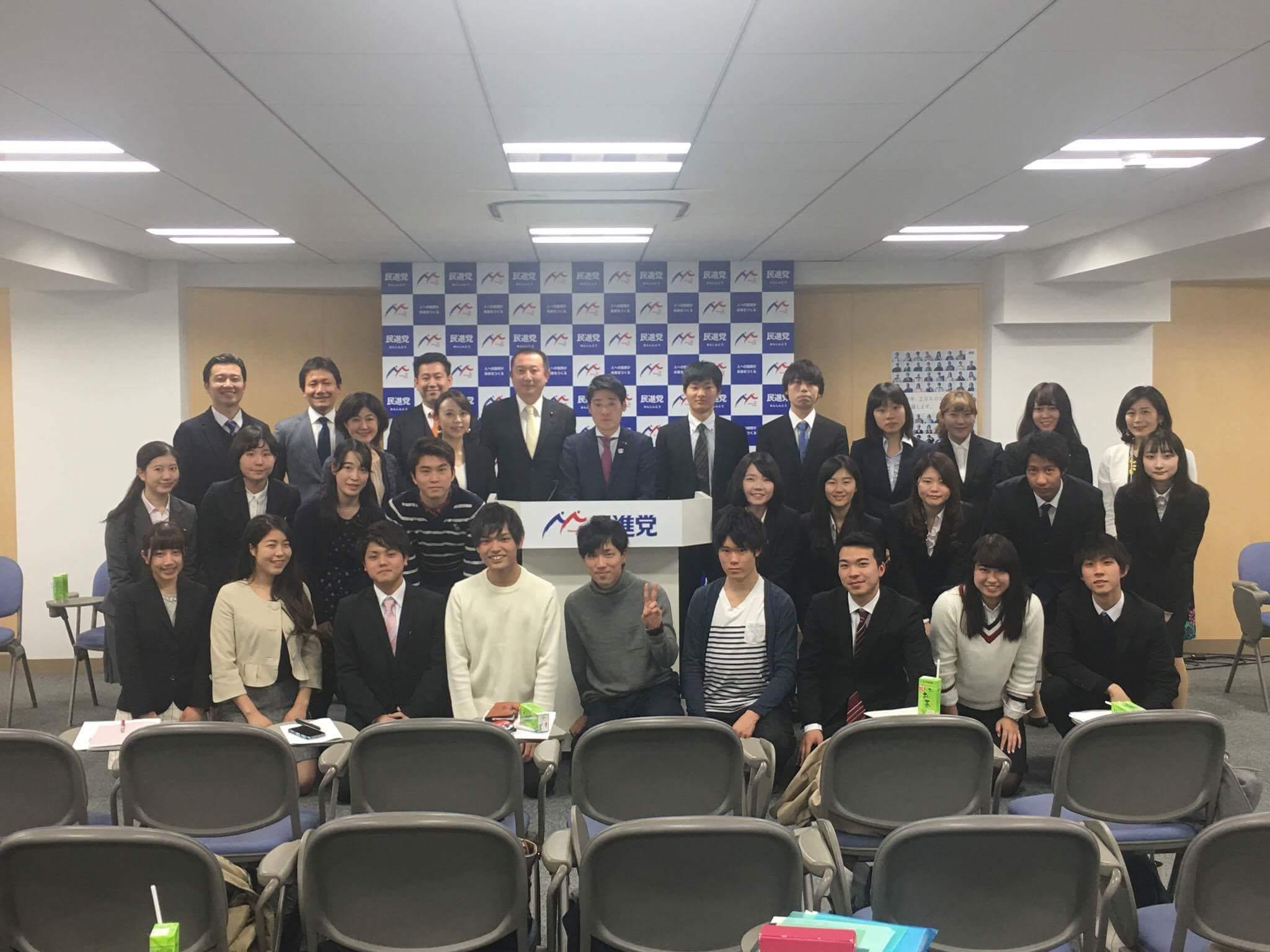 給田小学校卒業式 インターン政策発表会_c0092197_23413989.jpeg