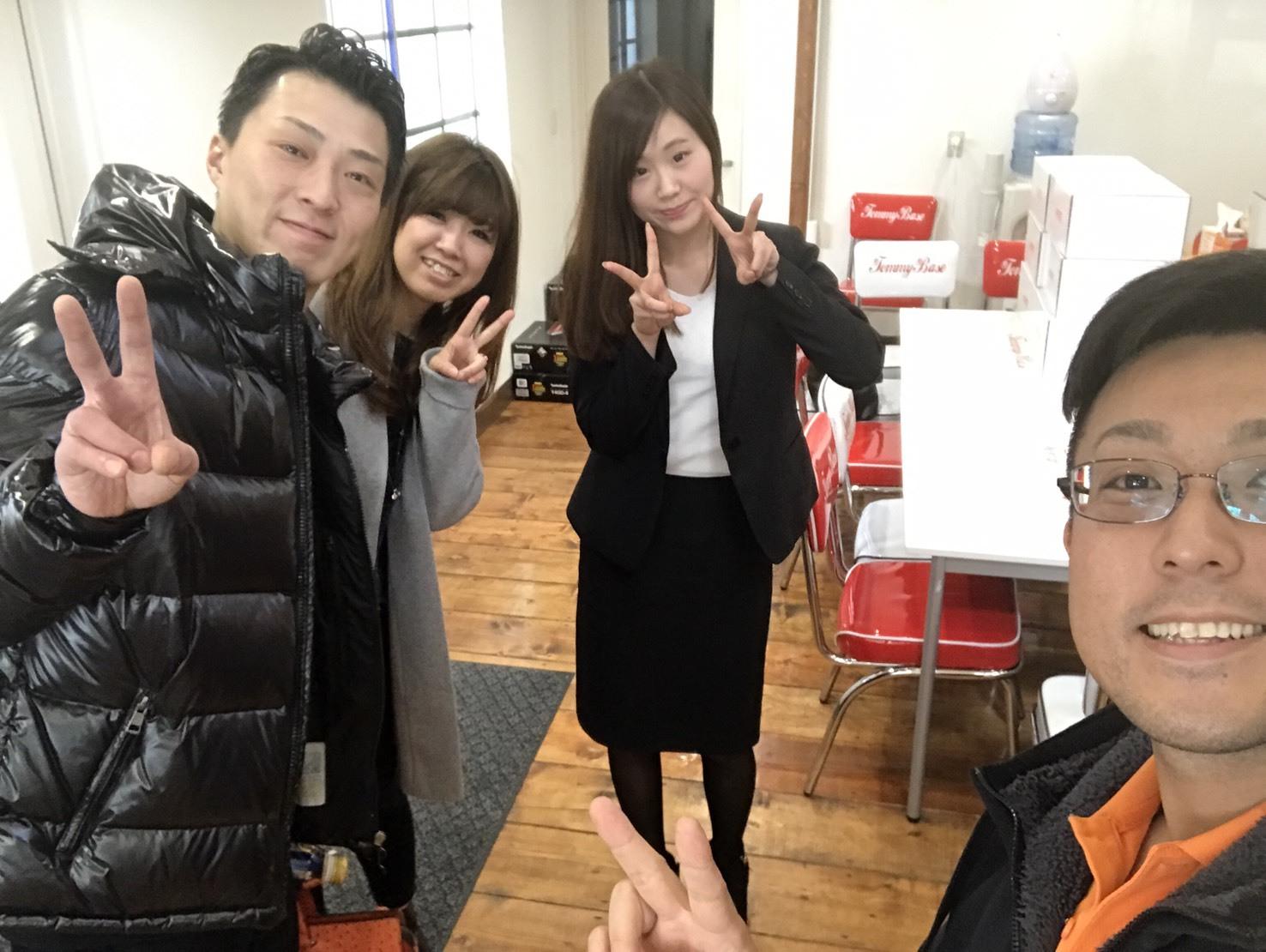 3月26日(日)TOMMY BASE ともみブログ☆BMW レクサス カマロ_b0127002_16584318.jpg
