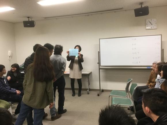 日曜朝教室 茶話会_e0175020_21172264.jpg