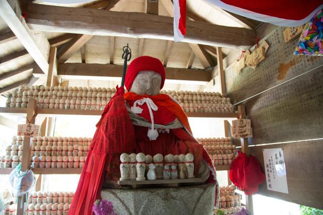 高知の旅:その1〜竹林寺の一言地蔵尊にお礼参り_e0369736_08424164.jpg