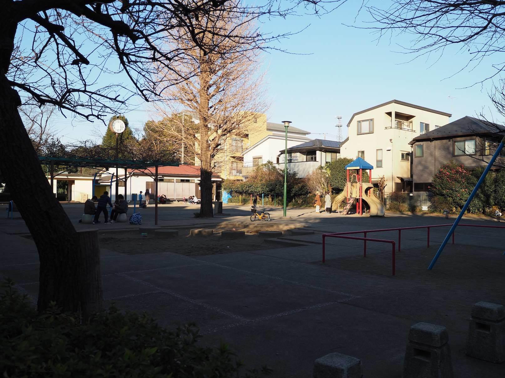東府中駅周辺7_b0360240_18245327.jpg
