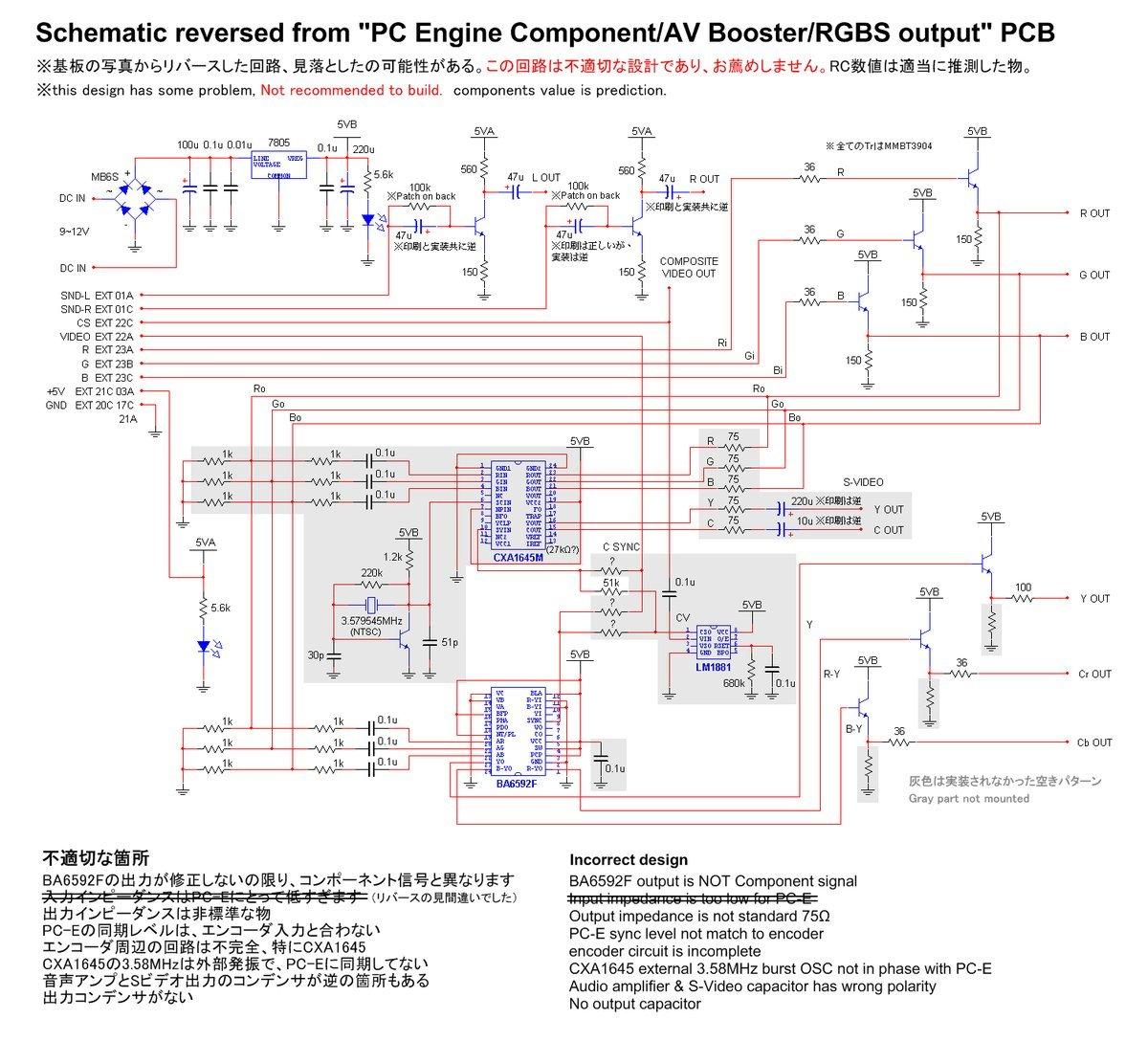 PCエンジンAVブースター(その2)_c0323442_13534943.jpg