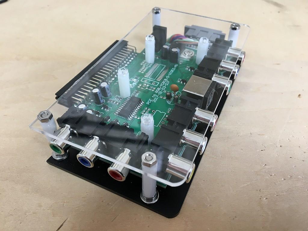 PCエンジンAVブースター(その2)_c0323442_13563369.jpg