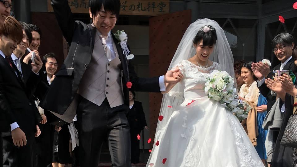~Happy Wedding~_f0333449_14235396.jpg