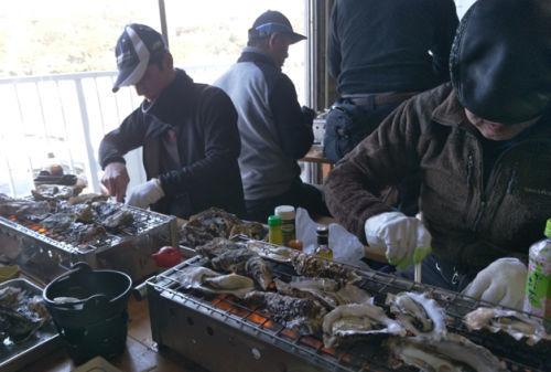 隣の客はよく牡蠣食うビーマー?ツーリング!!レポート_e0254365_14521360.jpg