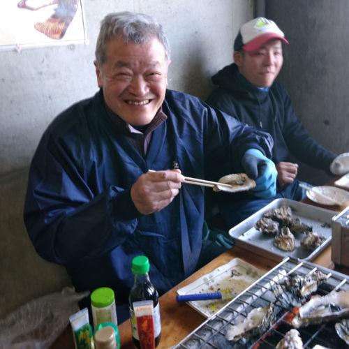 隣の客はよく牡蠣食うビーマー?ツーリング!!レポート_e0254365_14521762.jpg