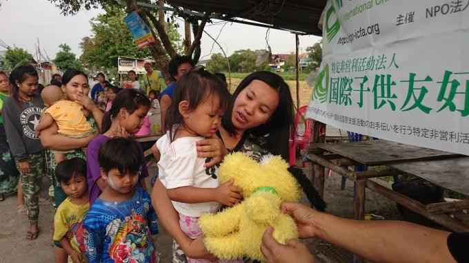 タイ バンコク郊外 サーイマイ地区 寄付事業(仮)のお知らせ_e0135675_14400833.jpg